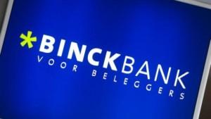 Verkoop van Able door Binckbank gaat niet door