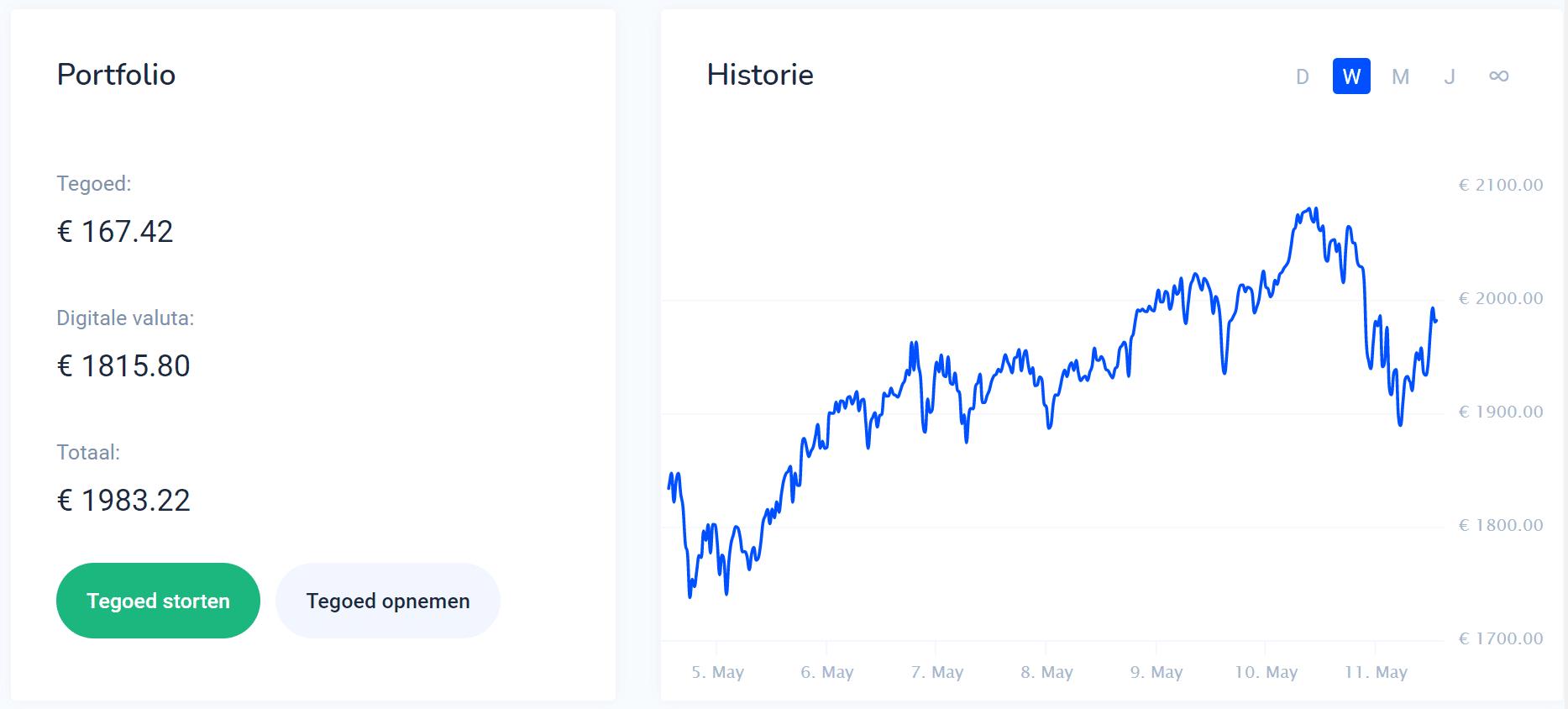 bitcoin broker vergelijken