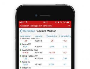 IG Markets iPhone