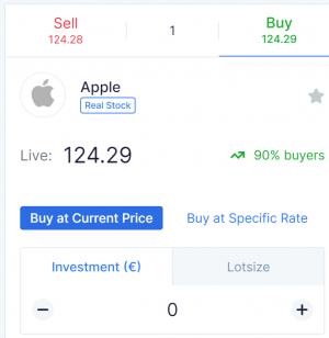 Los aandeel kopen NAGA